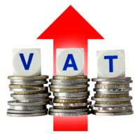 Vat Increase Rise Value Added Tax George