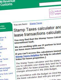 Stamp Duty Shares Reserve Tax Exchequer